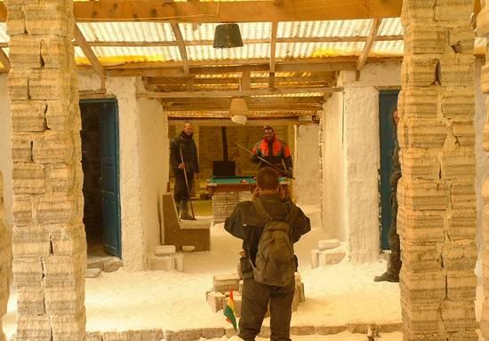 Bolivia The Salar De Uyuni